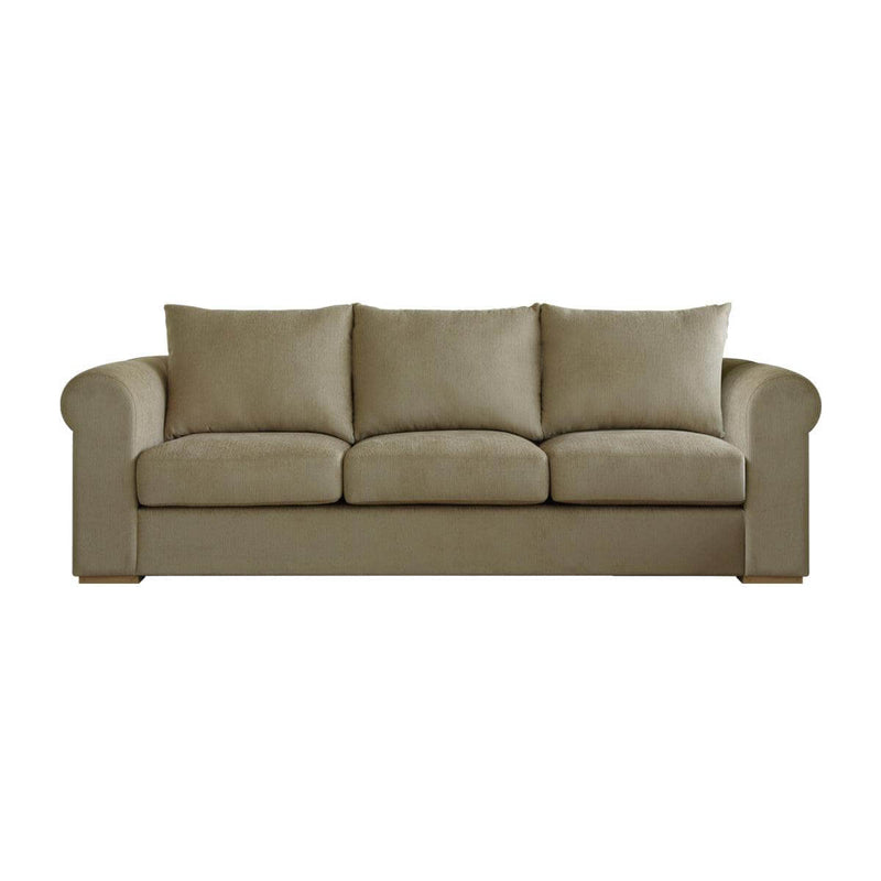 Tuscany 3-Seat Sofa -  classic look paired with modern