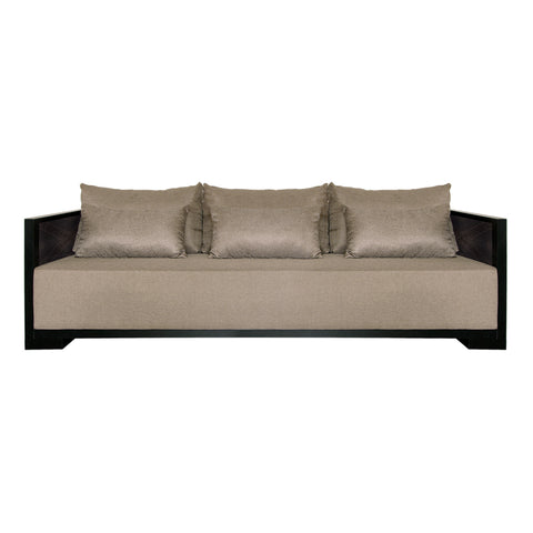 vesper sofa 4 seater is unique and bold