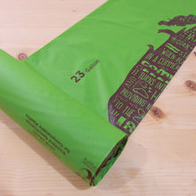 23 Gallon <br>Compostable Trash Liners <br> 20 bags per Roll - Commit to Green™