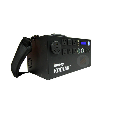 Kodiak Solar Powered Generator by Inergy