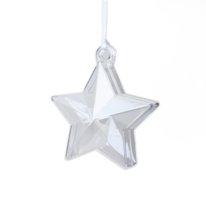STAR SHAPED ORNAMENT