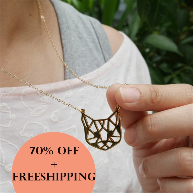 Fashionable Cute Cat Face Necklaces |FREE SHIPPING}
