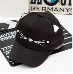 Cute cat ear baseball cap for kids