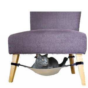 Warm Soft Chair Hammocks for cats |PawRawrCollection