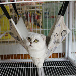 Cute and Comfortable Hanging Cat Hammock  | PawRawrCollection