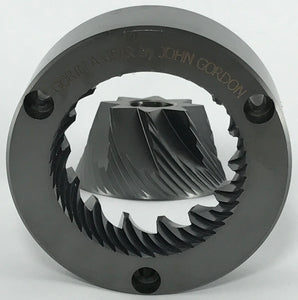 GORILLA GEAR RoBlack BURRS 71mm Conical