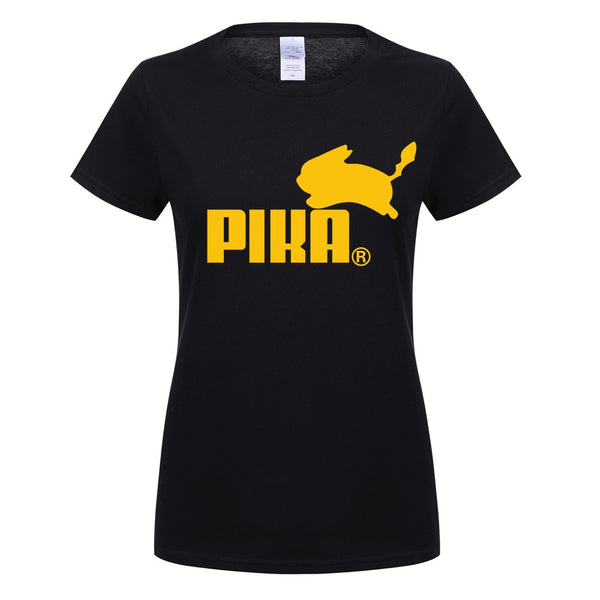 Pokemon Pikachu Cotton Women's T-Shirt (Many Variants Available)