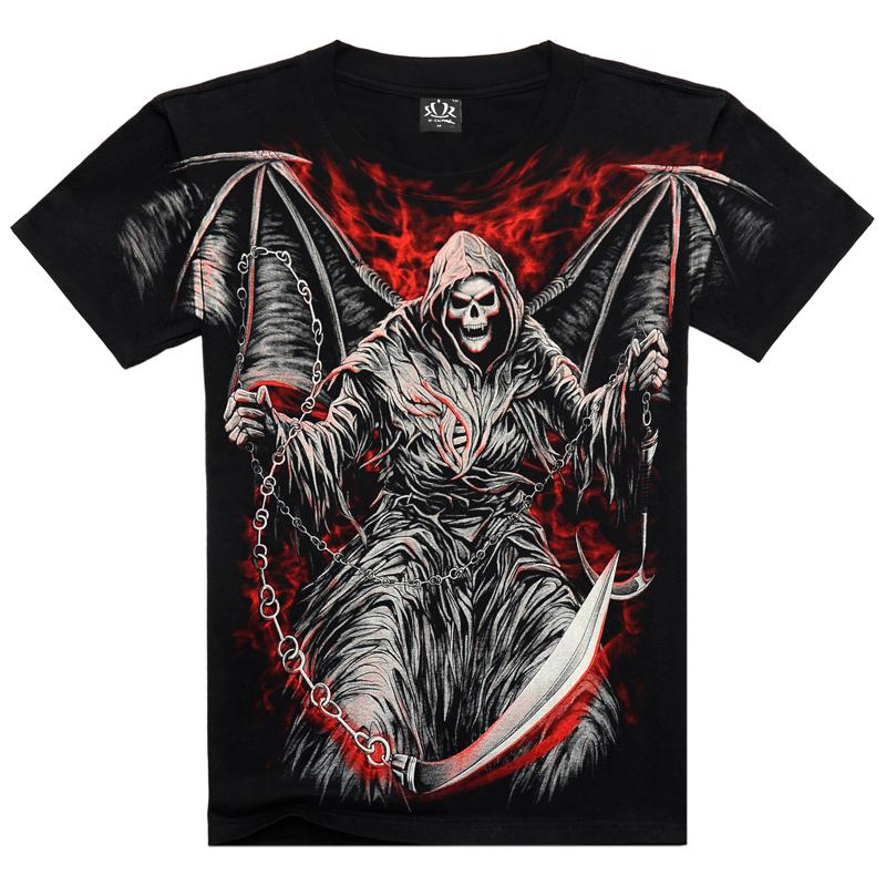 Angel of Death Cotton T-Shirt