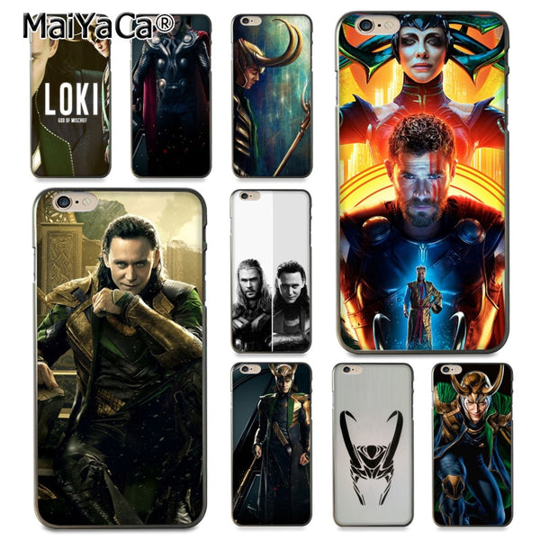 Loki & Thor iPhone Cases (Many Variants & iPhone Models Available)
