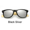 Bamboo Polarised Sunglass UV400 Sun Glasses (Many Styles)