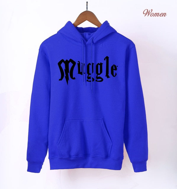 Harry Potter Muggle Women's Hoodie (Many Variants Available)