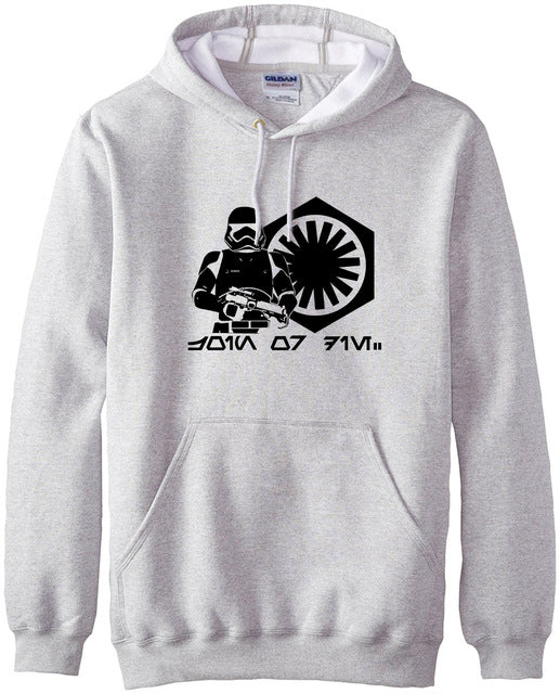 Star Wars Storm Trooper Hoodies (Many Variants Available)