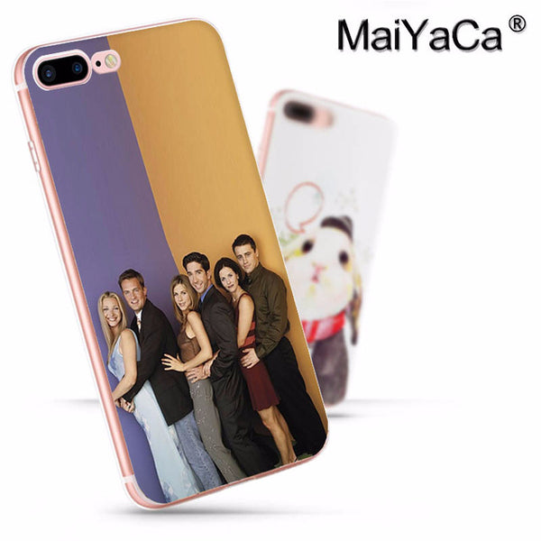 Friends iPhone Cases Collection 2 (Many Variants & iPhone Sizes Available)