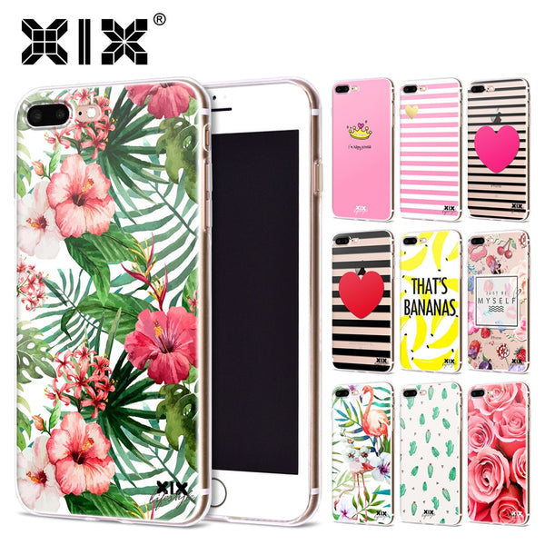 Girly Patterns Soft iPhone Cases Collection 2 (Many Variants & iPhone Sizes Available)