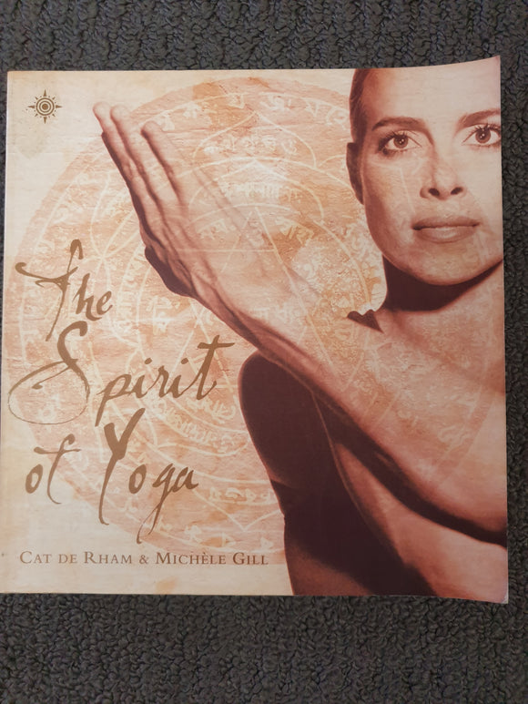 The spirit of yoga. Softcover book.