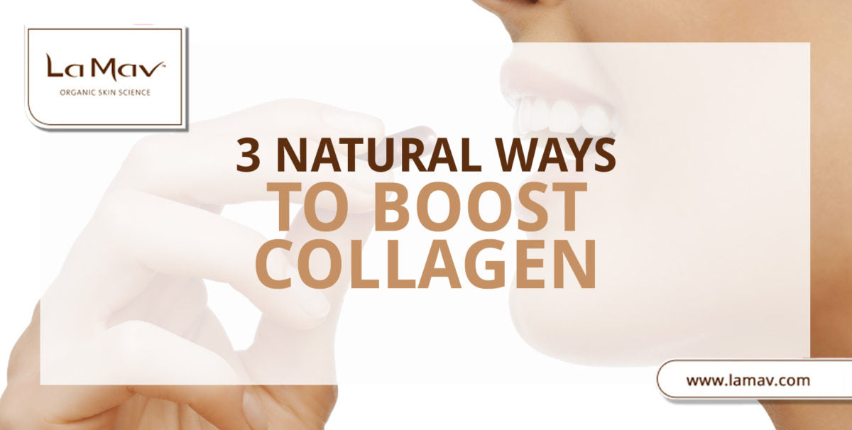 3 Natural Ways To Boost Collagen