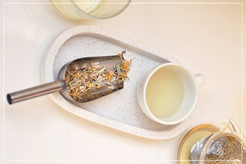 5 Ways Herbal Teas Can Assist In Boosting Immunity, Better Sleep, Relieving Stress, Clear Skin and Getting Energised.