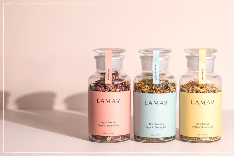 Introducing LAMAV Beauty Teas - Sip Your Way To Good Health & Glowing Skin