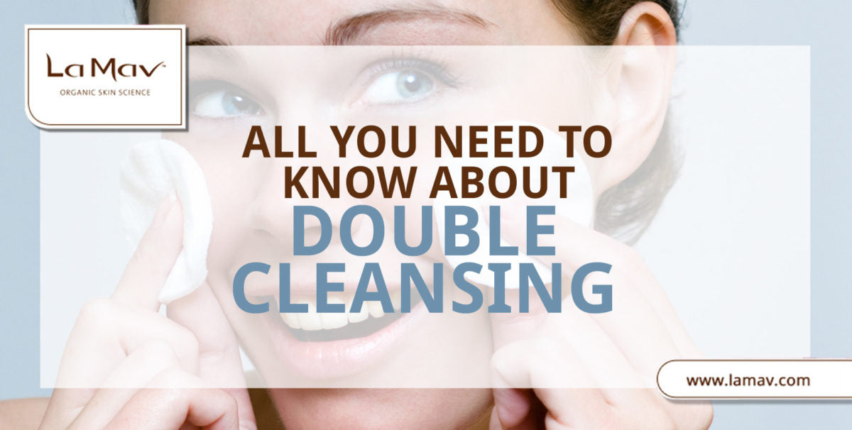 All You Need To Know About Double Cleansing