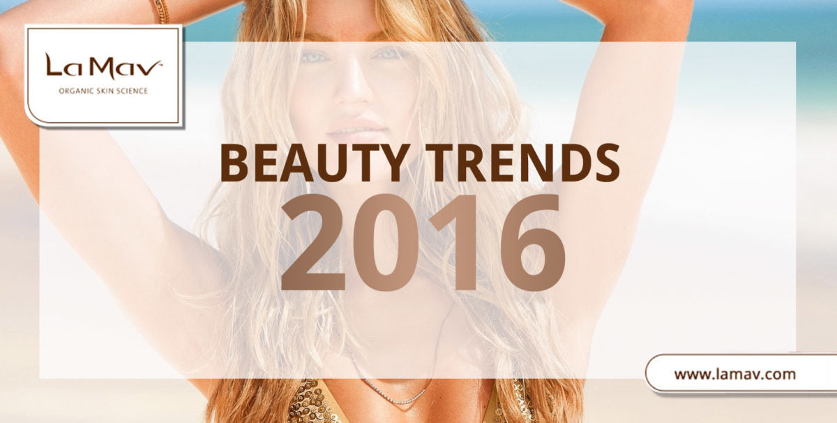 What's Hot On The Beauty Scene for 2016