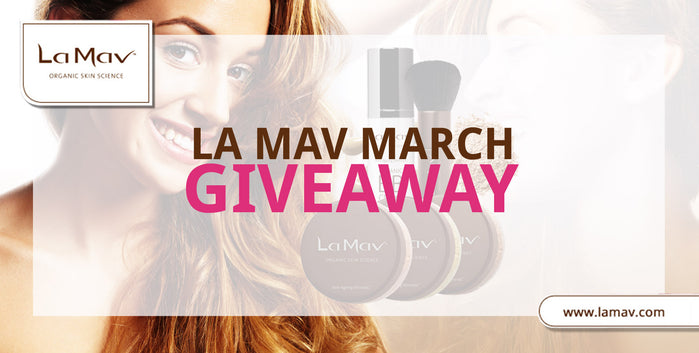 La Mav March Giveaway