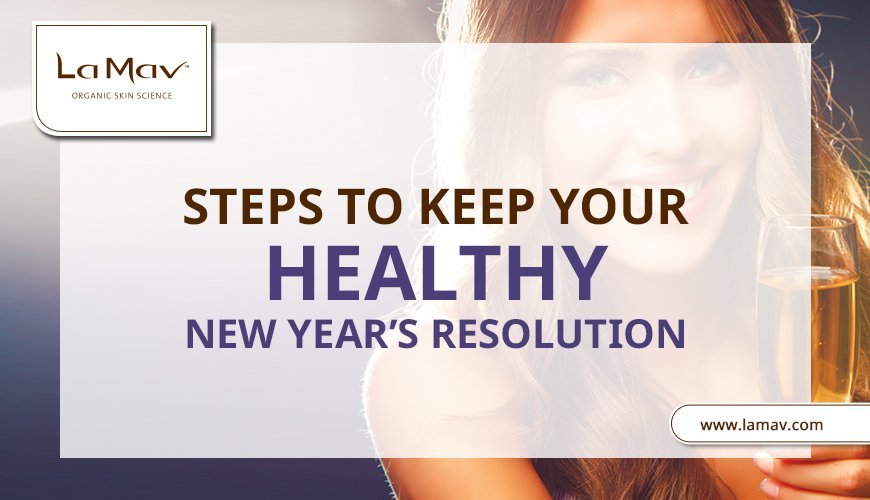 Steps to Help Keep Your (Healthy) New Year's Resolutions!