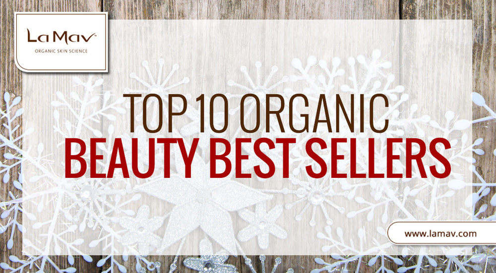 Top 10 Organic Best Sellers for the Holidays