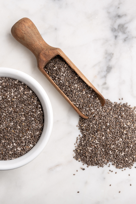 What's In My Skin Care: Chia Seed Oil