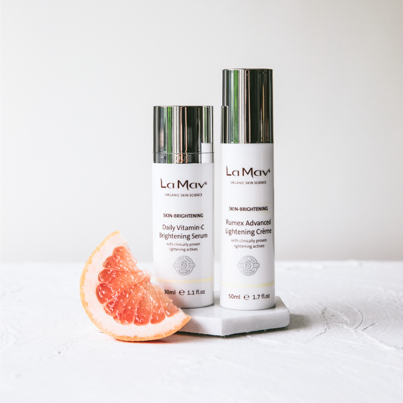 LAMAV Skin Brightening DUO