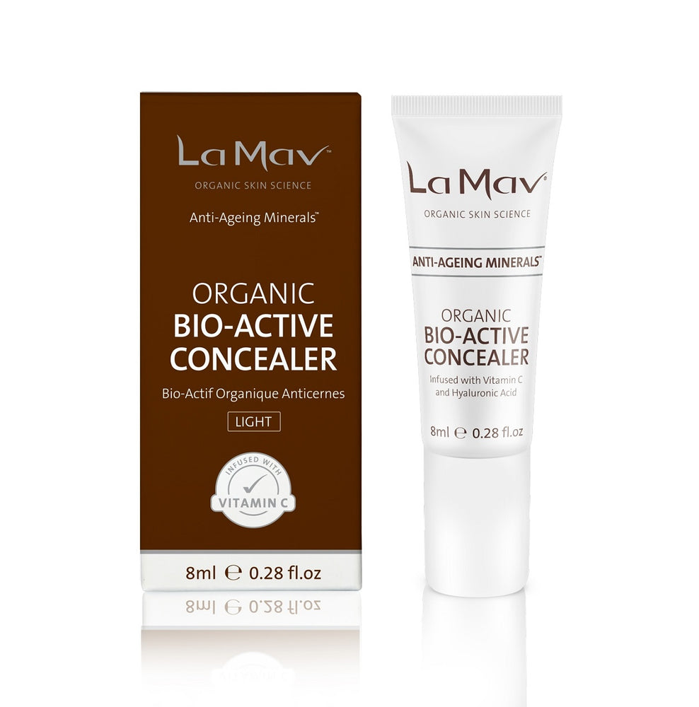 Organic Bio-Active Concealer - Light