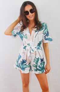 Seaside Playsuit - ONLY 2 LEFT