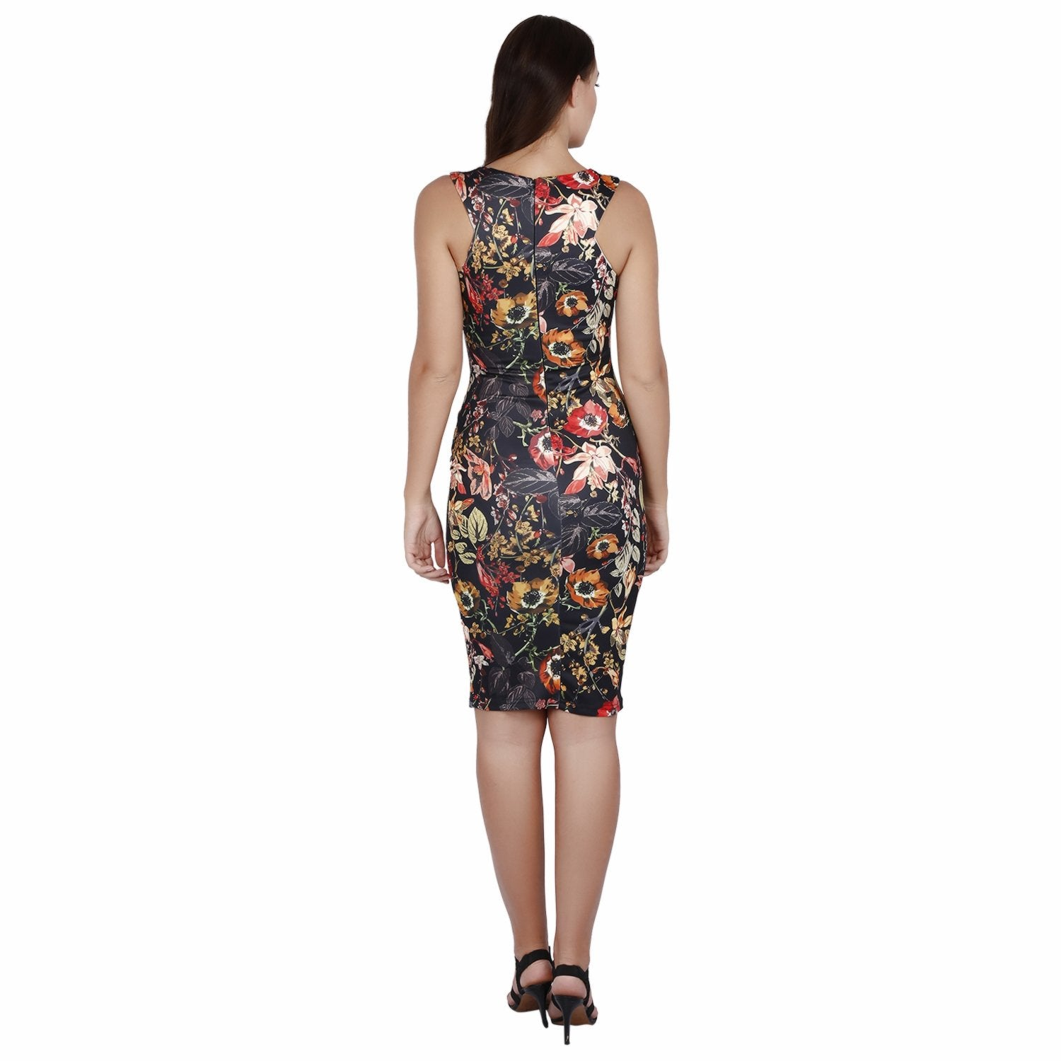 The Floral Extravaganza Dress