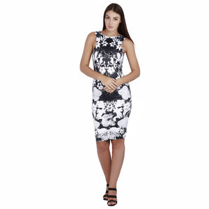 Jaune Milan 2016 Haute Couture - Floral Monochrome Dress