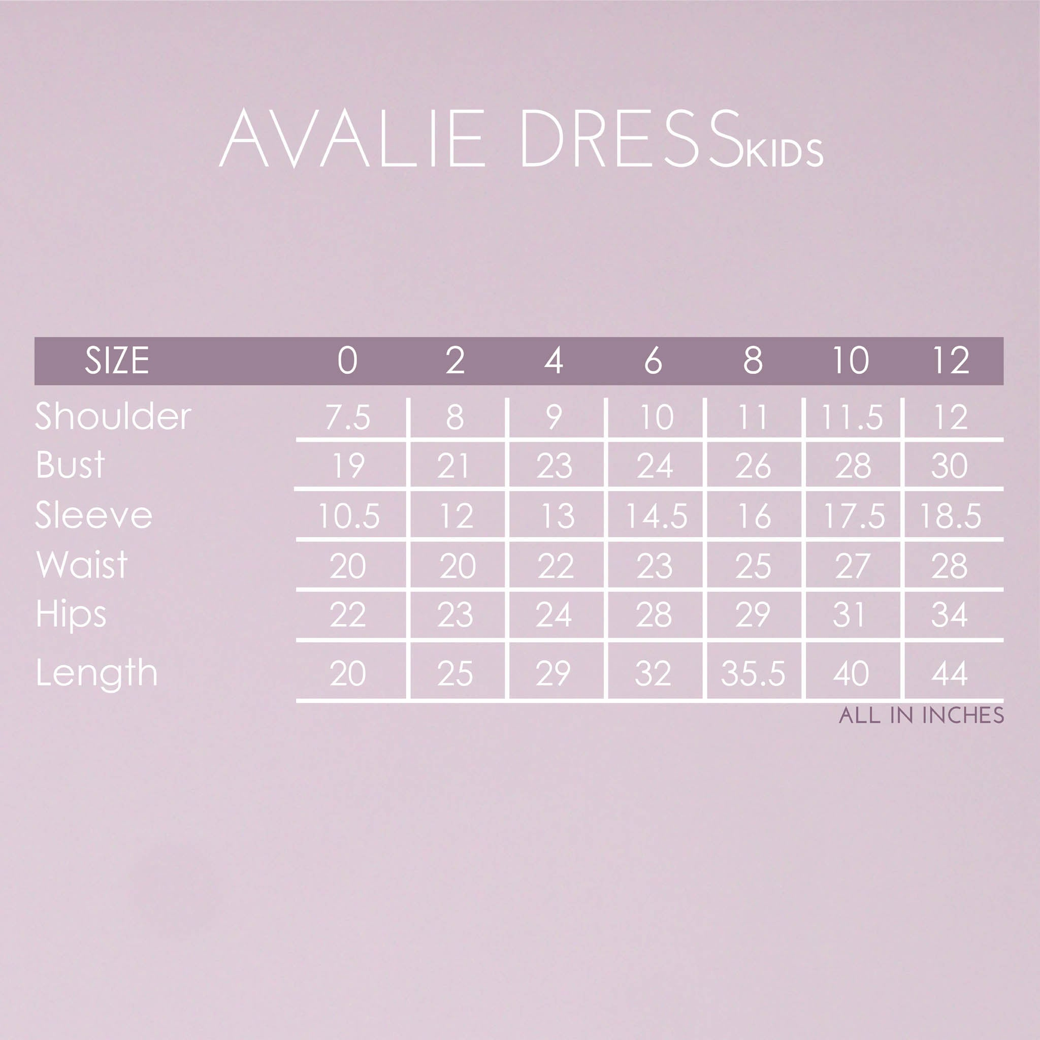 Avalie Dress
