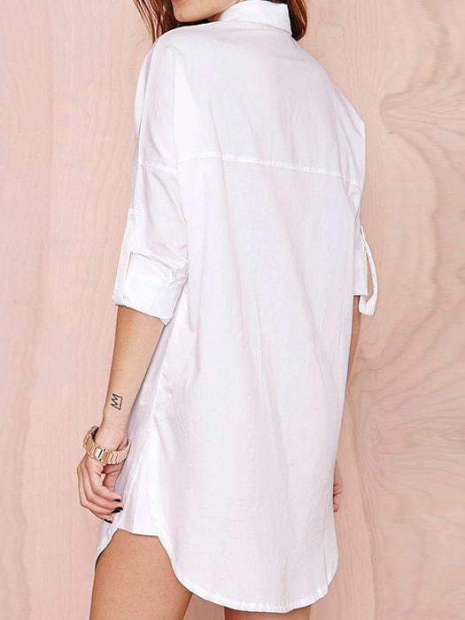 Basic Oversize  BF Long Sleeve Top