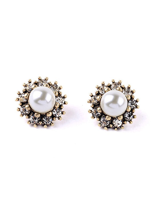 Eyes of Pearl Earrings