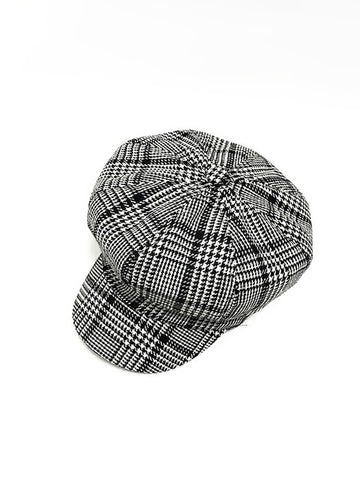 Scattered Dots Baker Boy Hat