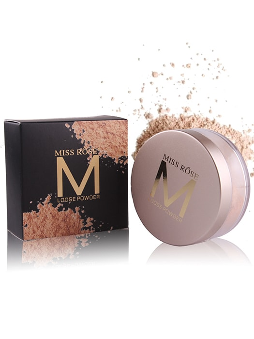 Long Lasting Pressed Loose Powder