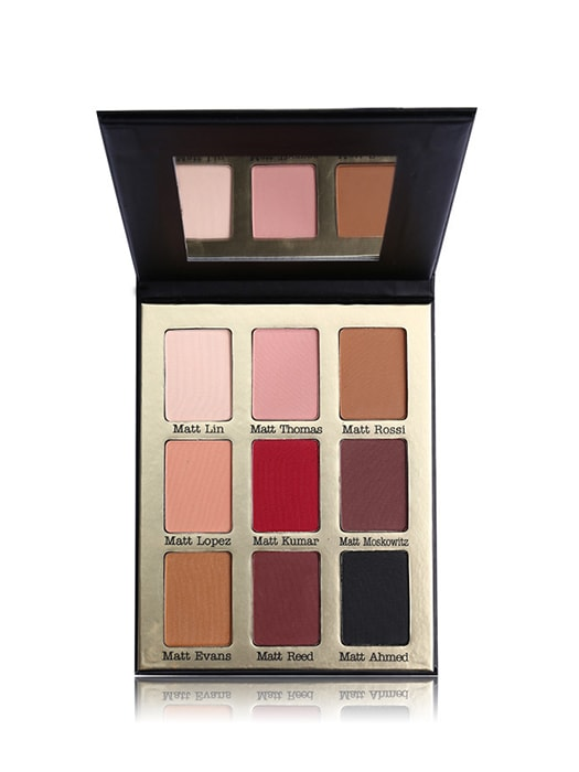 UCANBE Cocosh She 9 Pan Matter Shimmer Eyeshadow Palette
