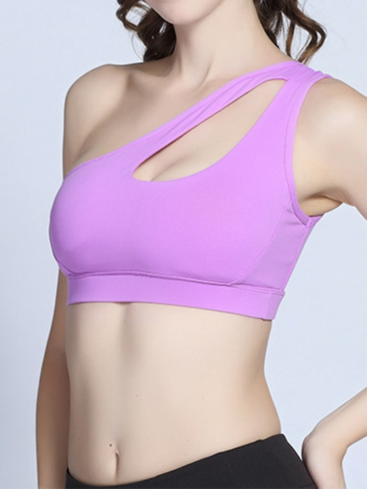 Sports Bra With Cut Out Detials