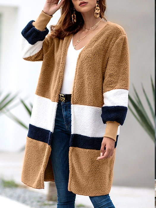 d8cb11d34a5 Long Sleeve Kint Cardigan Sweaters – WhatsMode