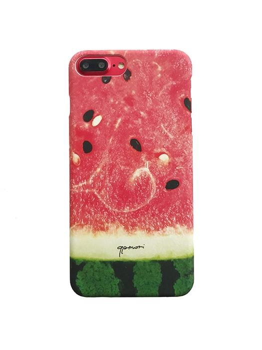 ALMOST REAL Ultra-thin Watermelon Slice Phone Case