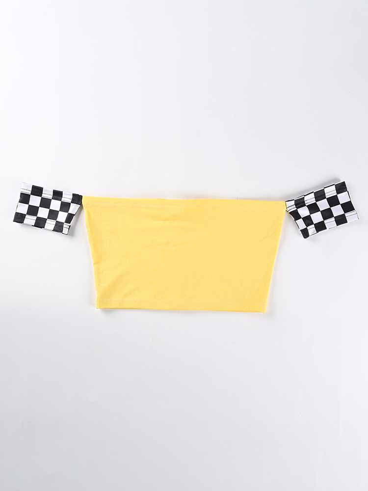 $$$ Race Car Bandeau