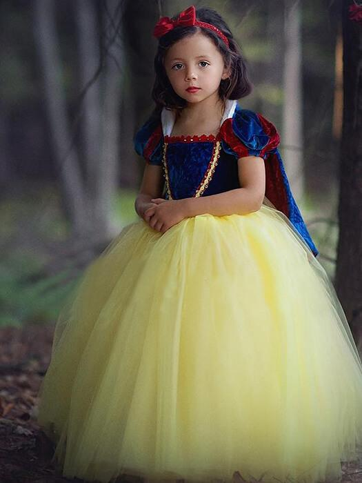 1fc3aed1ea Best Snow White Princess Dress 50% OFF+FREE SHIPPING - Chill and ...