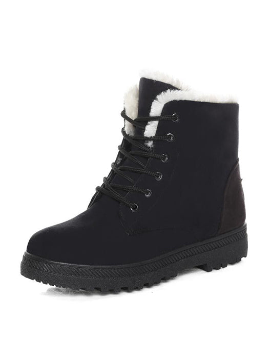 Classic Fashion Winter Short Snow Boots