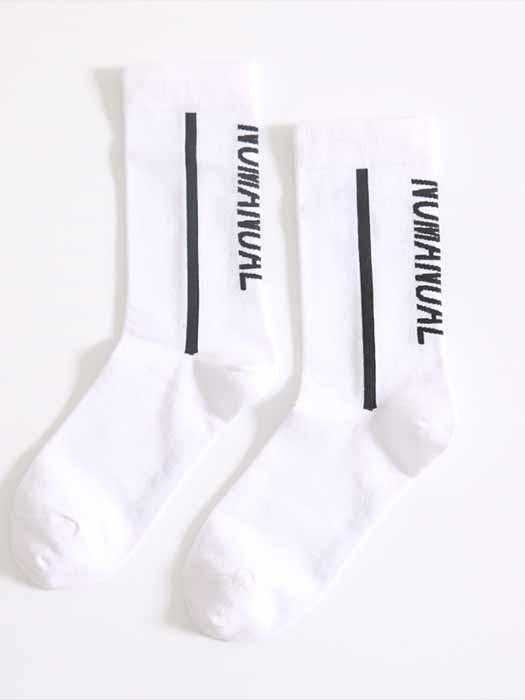 Letter Strips Socks For Couples