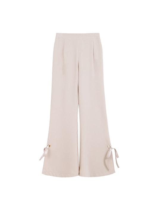 Vintage Flares With Lacing