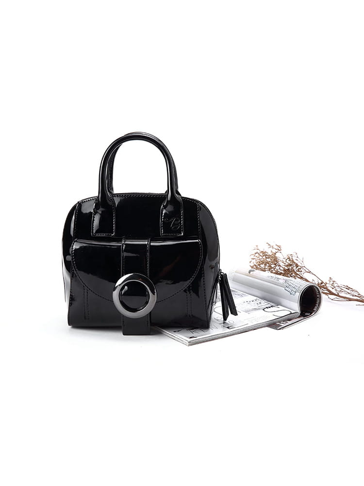 BLANCO PU Mini Handbag