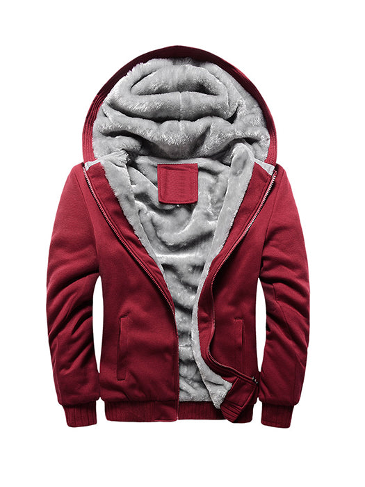 Winter Jacket For Men Coat Casual Hoodies