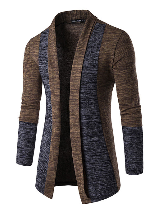 Men 's Casual Slim Fit Cardigan